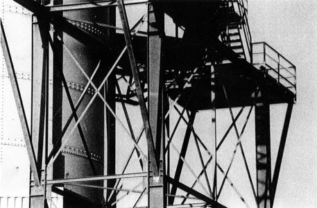 Metallkomposition, 1997, Fotografie
