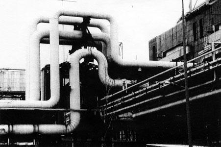 Rohrkomposition, 1997, Fotografie