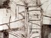 Begegnung, 1997, Radierung
