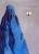 Afghansiche Frau 1, 2005, Öl auf Nessel, 170 x 140 cm