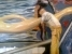 Fischer, 2011, Öl auf Leinwand, 60 x 80 cm