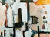 Stahlmenschen, 2001, Öl auf Leinwand, 170 x 130 cm