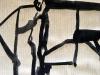 Gefangener III, 2003, Tusche auf Papier, 10 x 5 cm